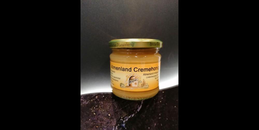 Almenland Cremehonig 250g
