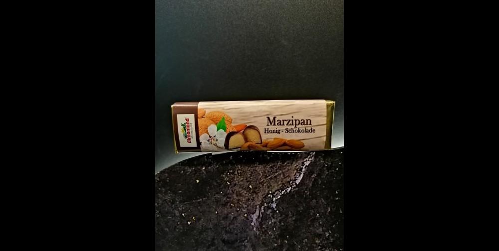 Almenland Schokolade Marzipan 80g