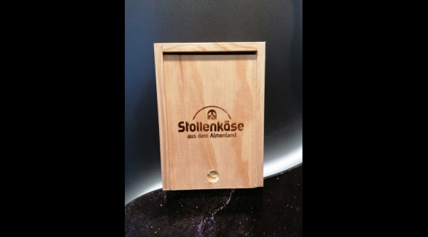 Holzbox klein